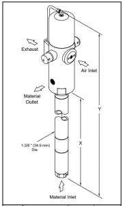 Bơm dầu khí nén 331571-B5