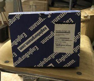 Phớt làm kín cơ khí MG1/90-G28- A1-Q1Q1PGG dùng cho bơm ABS loại: AFB5001