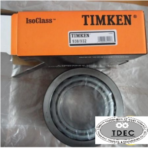Vòng bi Timken 938/932
