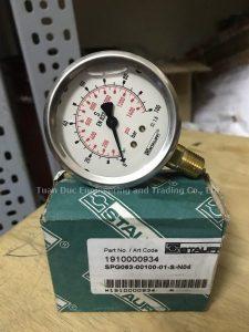 Đồng hồ đo áp suất Stauff 1910000934