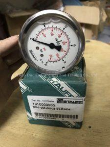 Đồng hồ đo áp suất Stauff 1910000985